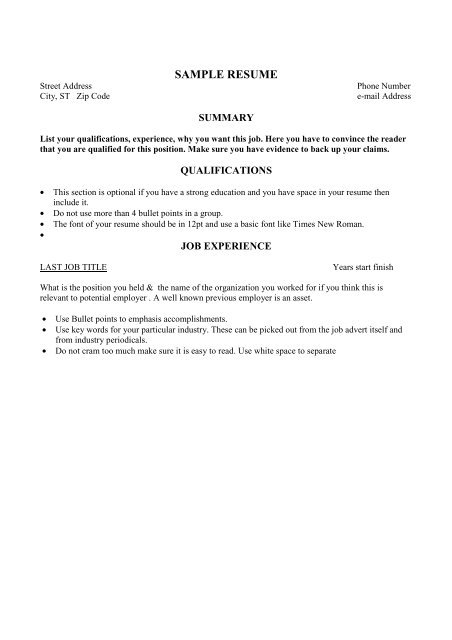 cv example takeacode resume job bullet points does need references engineering project Resume Resume Job Bullet Points