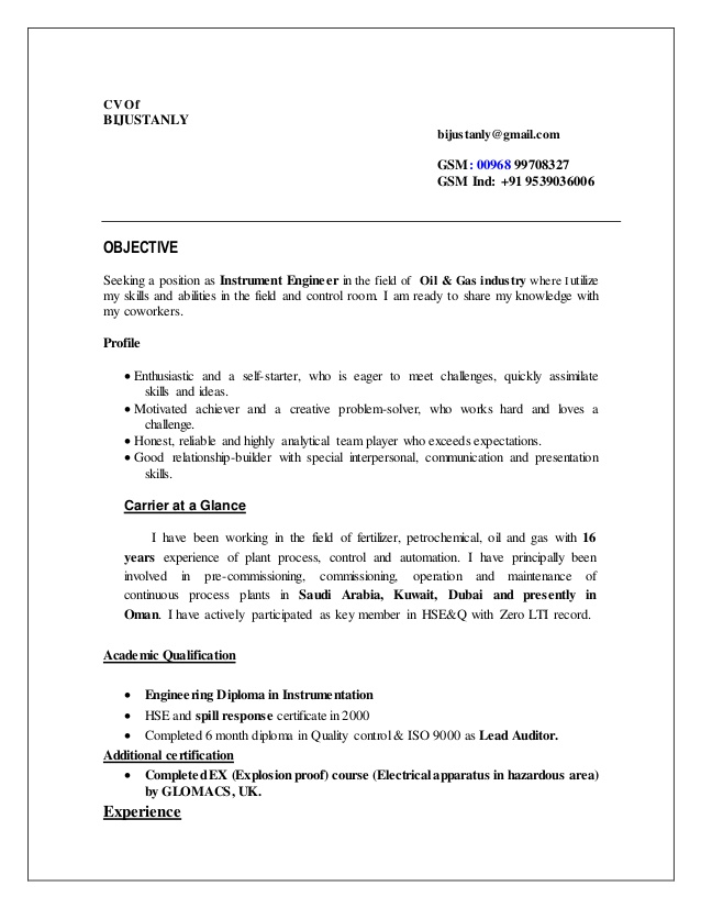 cv instrument commissioning engineer electrical testing and resume ucsf entry level Resume Electrical Testing And Commissioning Engineer Resume