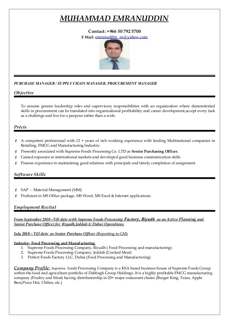 cv template for purchase manager resume samples burger assistant purchasing word forklift Resume Burger King Assistant Manager Resume
