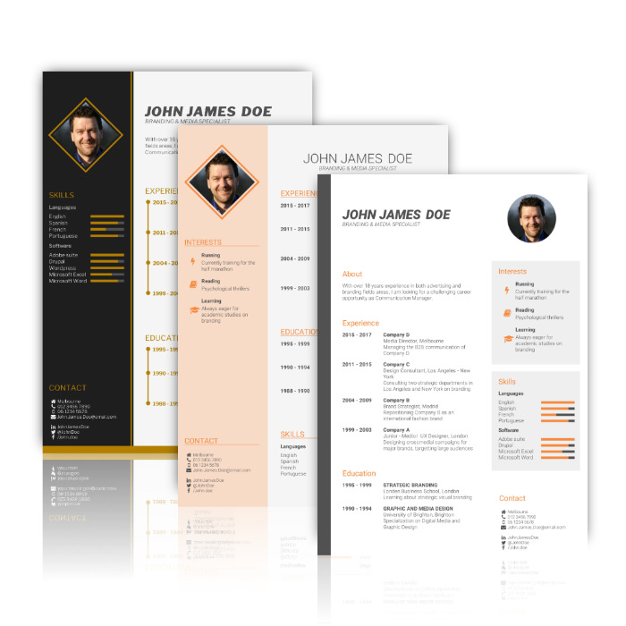 cv vs resume and the differences between countries template professional vitae best Resume Professional Vitae Vs Resume
