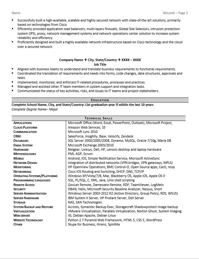 cyber and information security resume example tips zipjob analyst sample it monster Resume Information Security Analyst Sample Resume