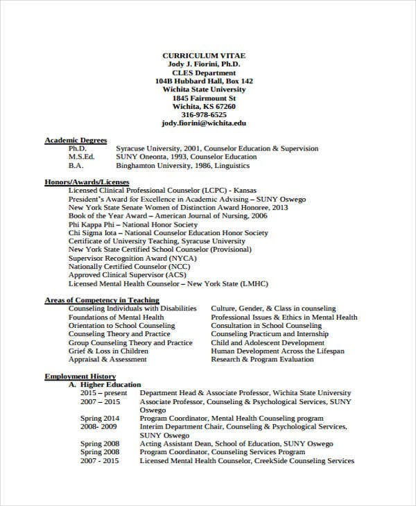 education resume templates pdf free premium child for school admission counselor example Resume Child Resume For School Admission