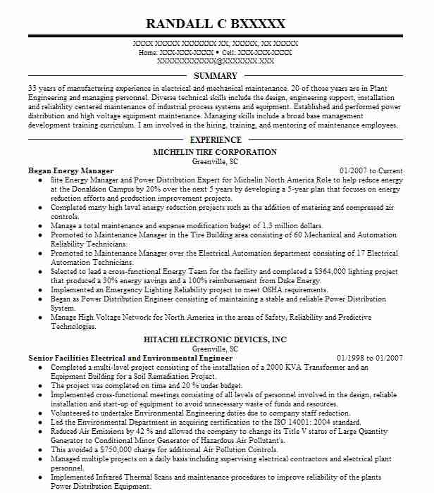 energy engineer resume example management company rochester new sample for prioritization Resume Sample Resume For Energy Engineer