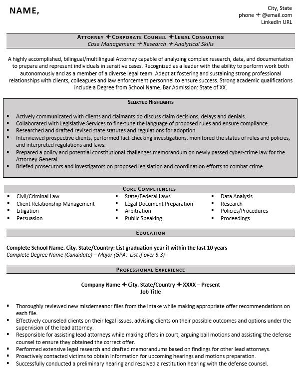 entry level attorney resume example tips zipjob summary statement examples rating Resume Resume Summary Statement Examples Entry Level