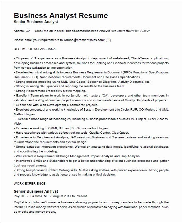 entry level business analyst resume luxury template free samples examples marketing Resume Business Analyst Resume Download