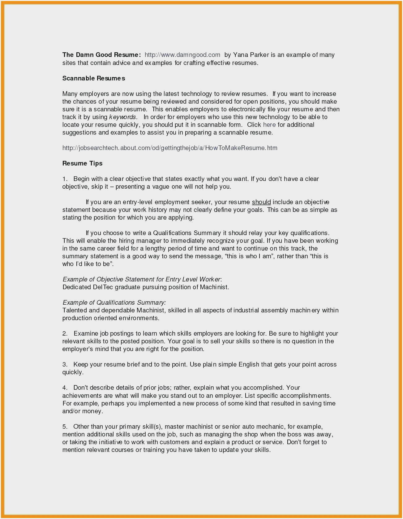 entry level customer service resume samples free sample summary statement examples career Resume Resume Summary Statement Examples Entry Level