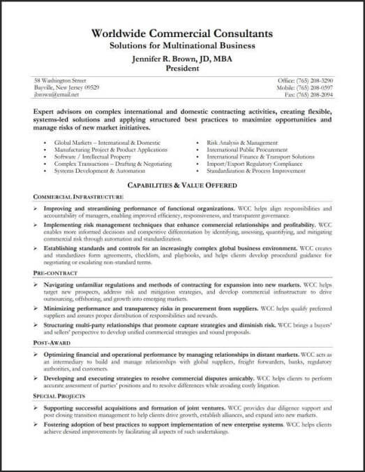 example resume addendums distinctive career services capabilities examples for summary sm Resume Capabilities Examples For Resume
