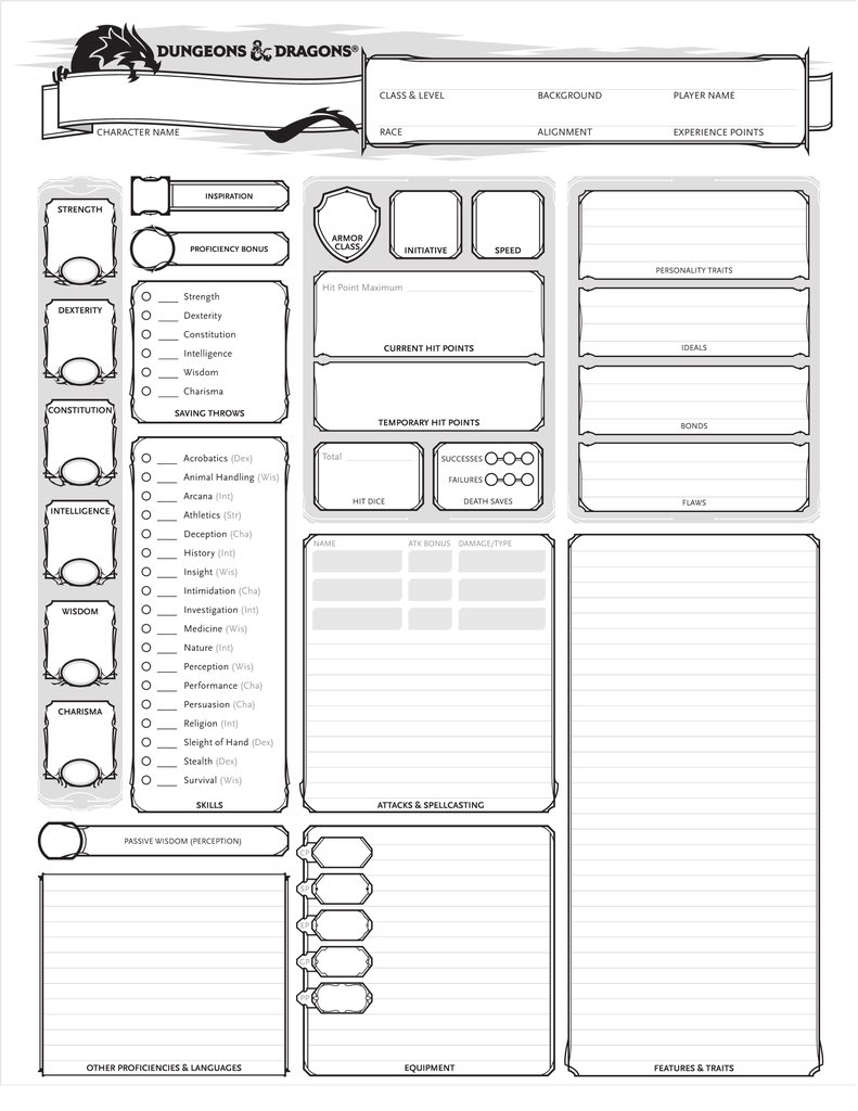 exit through the grift shop on next time do up my resume it gonna as dnd character sheet Resume D&d Character Sheet Resume