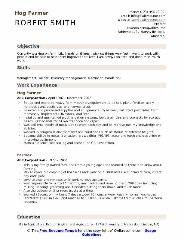 farmer resume samples qwikresume sample for agricultural engineering pdf hard skills and Resume Resume Sample For Agricultural Engineering