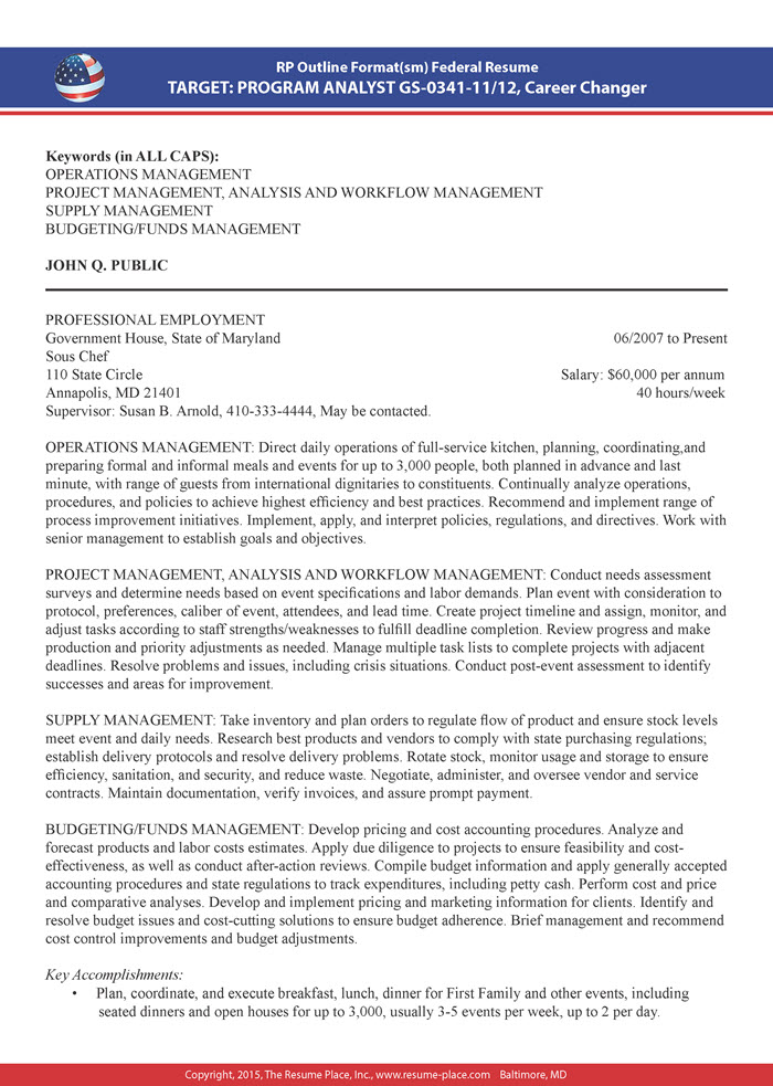 federal resume samples place example sample maintenance technician government accountant Resume Federal Resume Example 2018
