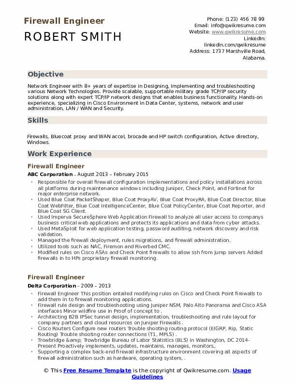 firewall engineer resume samples qwikresume checkpoint pdf janitor email cover letter for Resume Checkpoint Firewall Resume