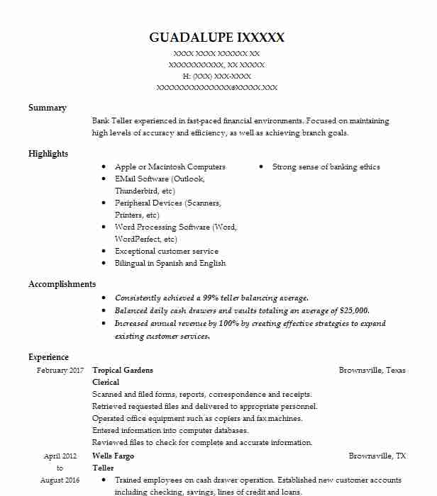 for clerical resume samples format summary skill set standard font style general Resume Clerical Resume Summary