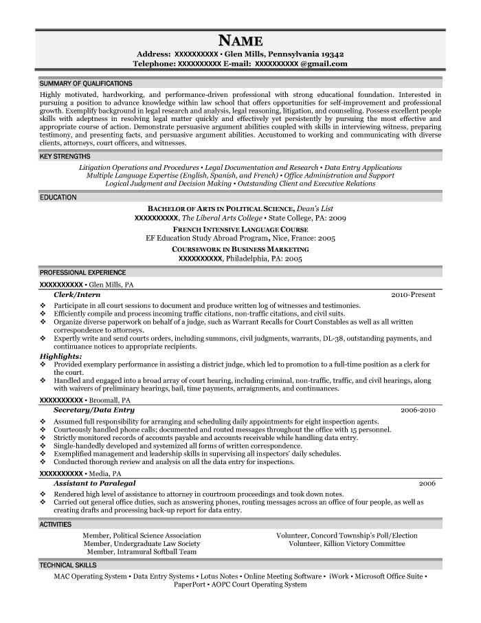 for political science resume samples format metallurgist examples free instant review Resume Political Resume Format