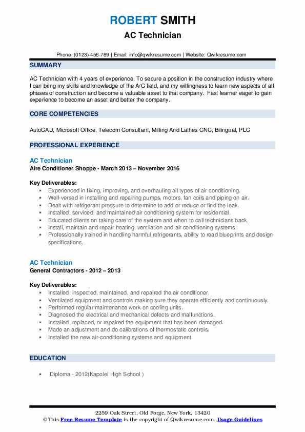 for technician resume samples format field sample janitor examples crna front end Resume Field Technician Resume Sample