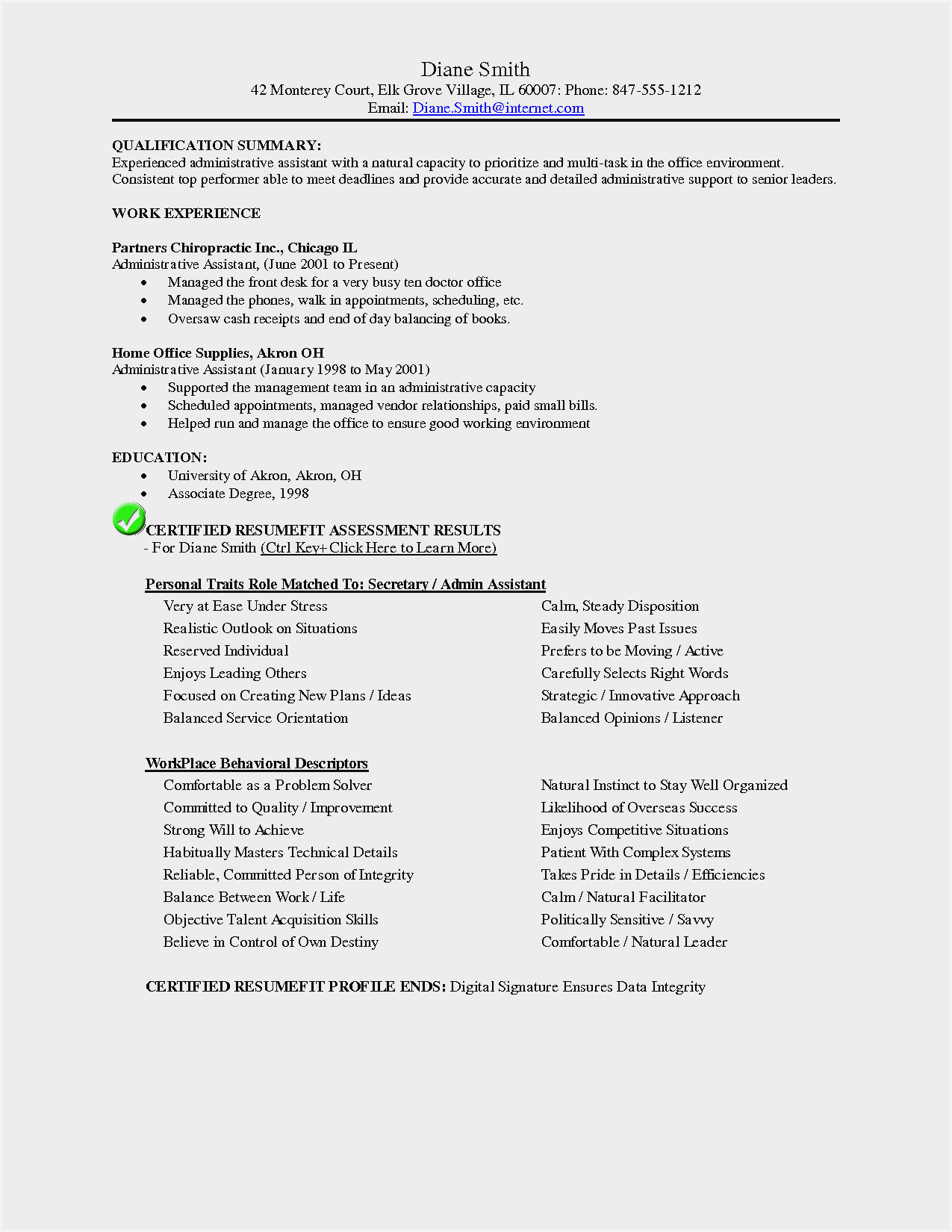 free administrative assistant resume templates sample lpn duties and responsibilities Resume Free Administrative Assistant Resume Templates