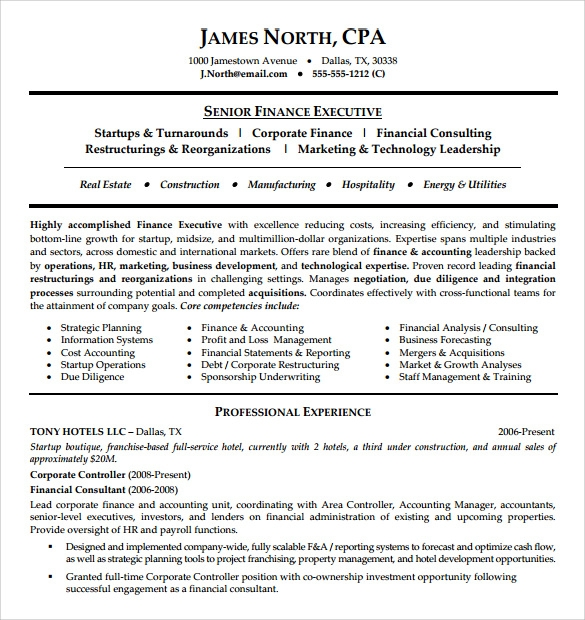 free consultant resume templates in pdf word technology sample financial example eclipse Resume Technology Consultant Resume Sample