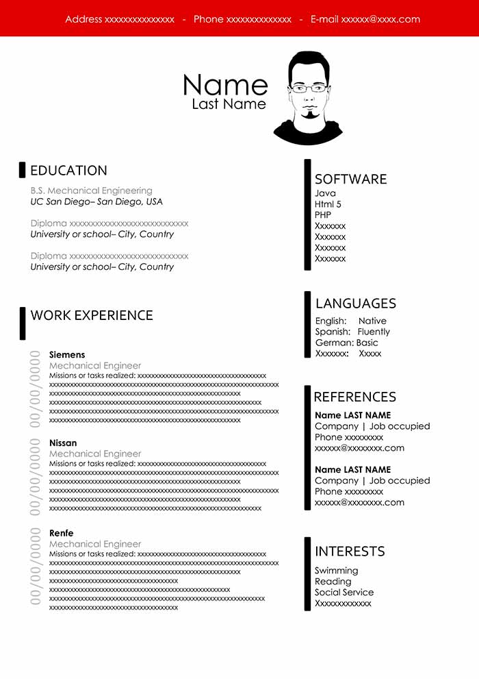 free engineering resume template for word technical engineer sample clerical Resume Technical Resume Template