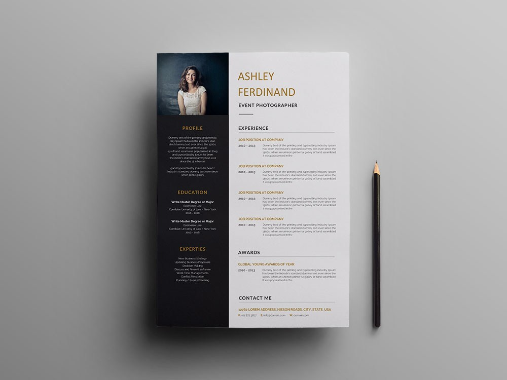 free event photographer resume template with professional look duties college scholarship Resume Photographer Duties Resume