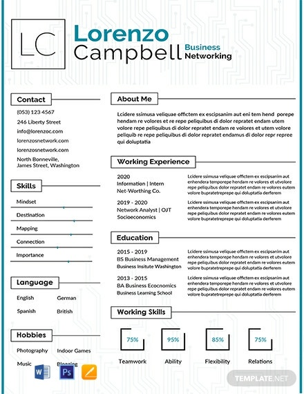 free hardware and networking fresher resume cv template word apple mac computer engineer Resume Computer Hardware And Networking Engineer Resume
