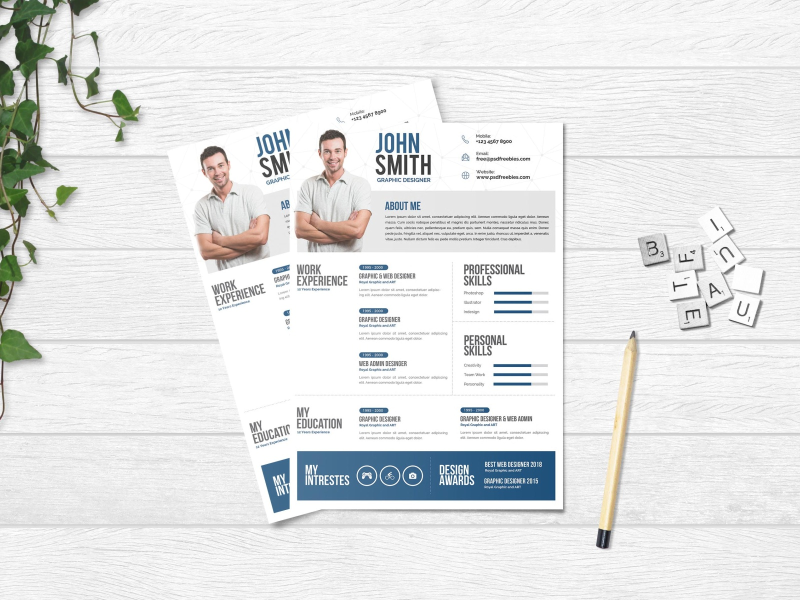 free infographic resume template ui ios engineer business administration sample doctor Resume Infographic Resume Download