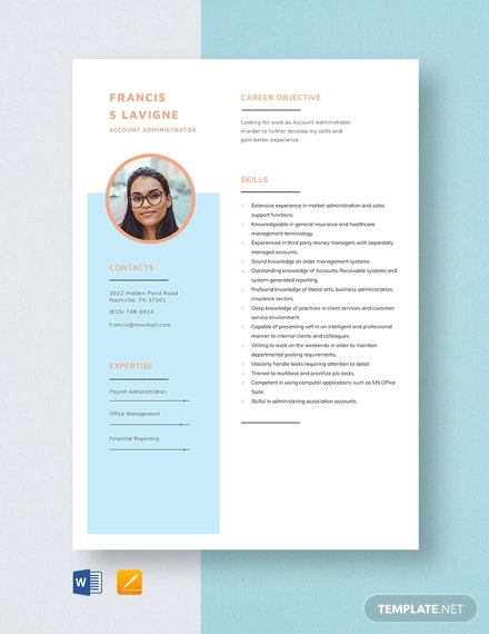 free mac resume templates in ms word indesign apple google docs premium template with Resume Free Resume Template With Headshot