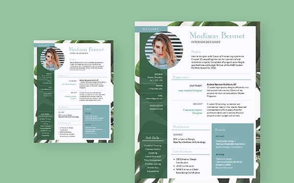 free resume maker create professional visme template with headshot two sided swot sample Resume Free Resume Template With Headshot