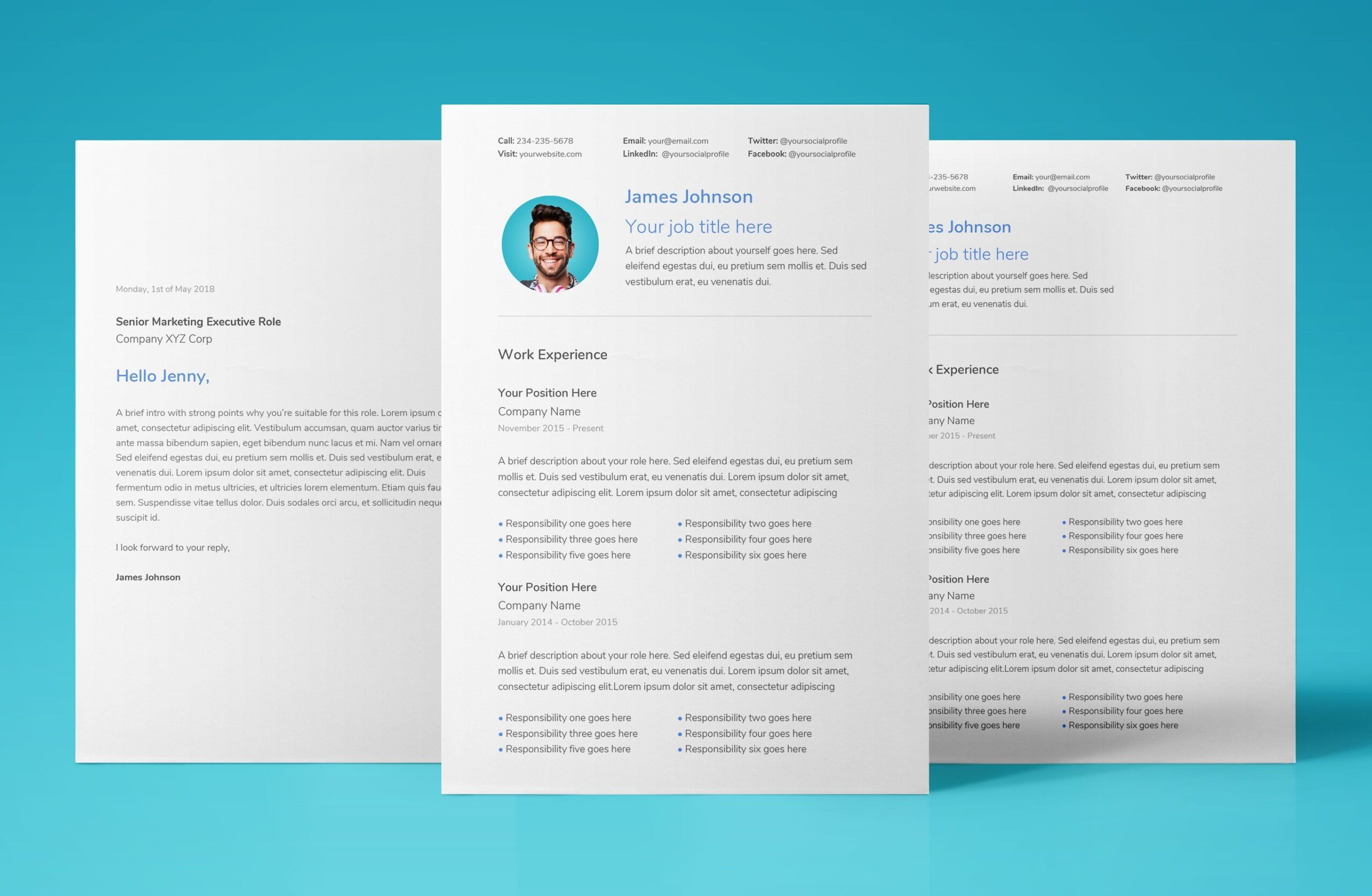free resume template for google docs professional modern cv temp downloadable doctor of Resume Google Docs Resume Template Download