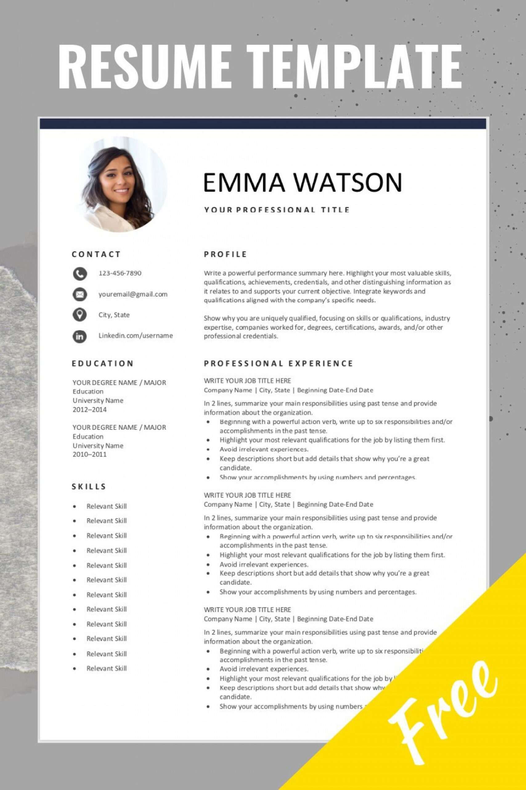 free resume template microsoft word addictionary outlines exceptional templates two Resume Free Resume Outlines Microsoft Word