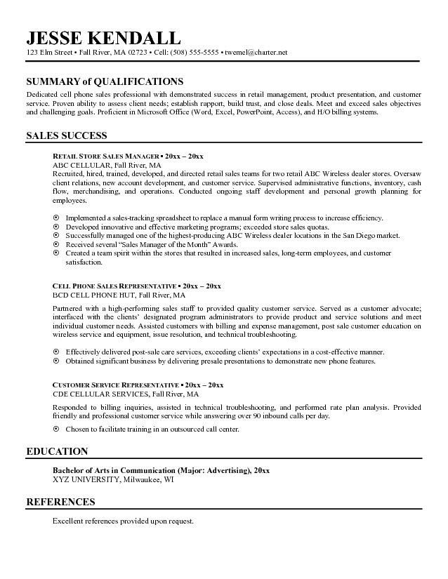 free resume template summary qualifications examples highlights of on email writing Resume Highlights Of Qualifications On Resume