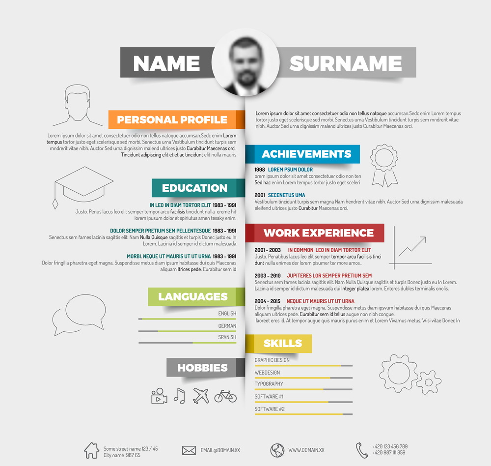 free resume templates for freshers to get hired format with photo sample whole foods Resume Free Download Resume Format For Freshers With Photo
