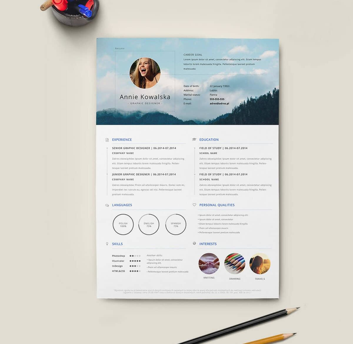 free resume templates for to now creative word template rental coordinator clinical data Resume Creative Resume Word Template Free Download