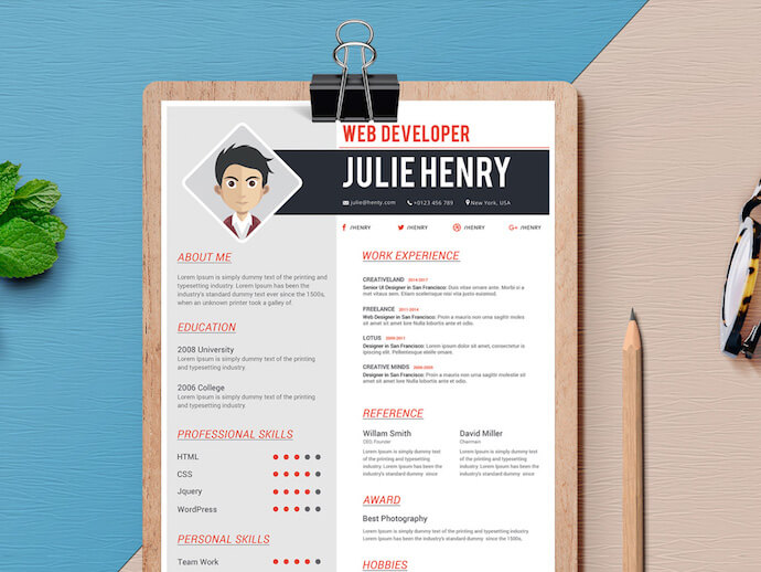 free resume templates you can customize in microsoft word cristian nardo template with Resume Free Resume Template With Headshot