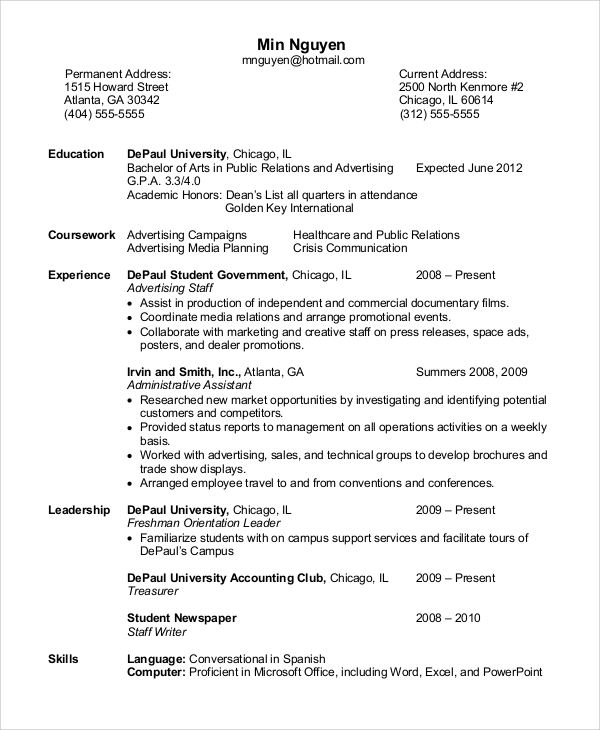 free sample administrative assistant resume templates in ms word pdf entry level office Resume Entry Level Office Assistant Resume
