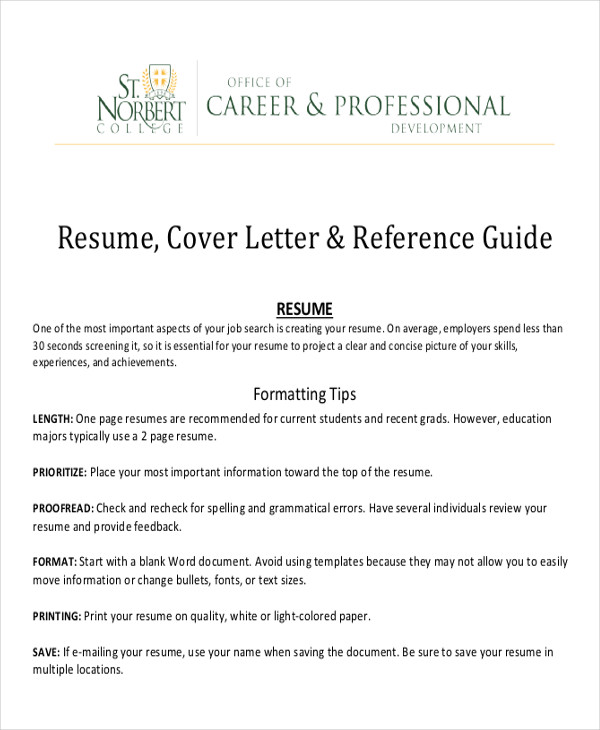 free sample sorority recommendation letter templates in pdf ms word resume template Resume Recommendation Letter Resume Template