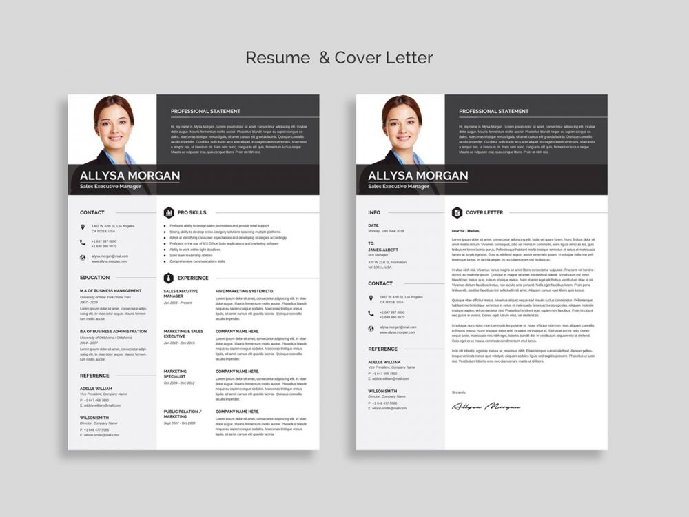 free word resume template resumekraft layout 1000x750 security guard job description for Resume Resume Layout Free Download