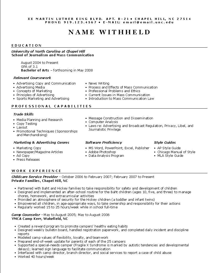 functional resume example format help template free builder capabilities examples for uco Resume Capabilities Examples For Resume