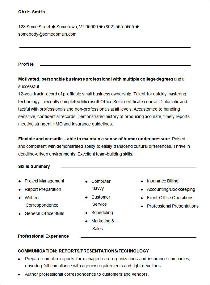 functional resume template free samples examples format premium templates sample for Resume Free Functional Resume Template 2019