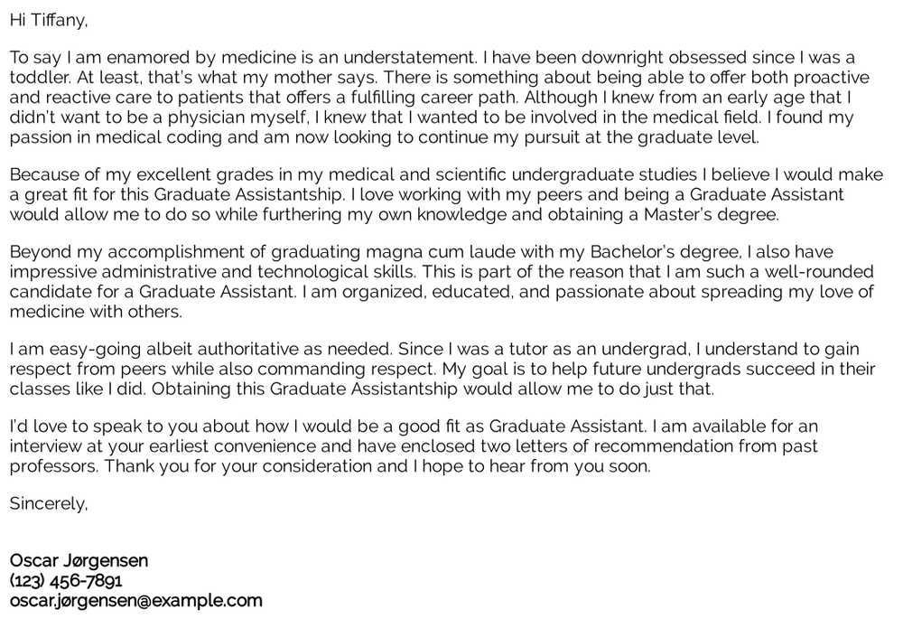 graduate assistantship cover letter examples samples templates resume assistant Resume Graduate Assistant Resume