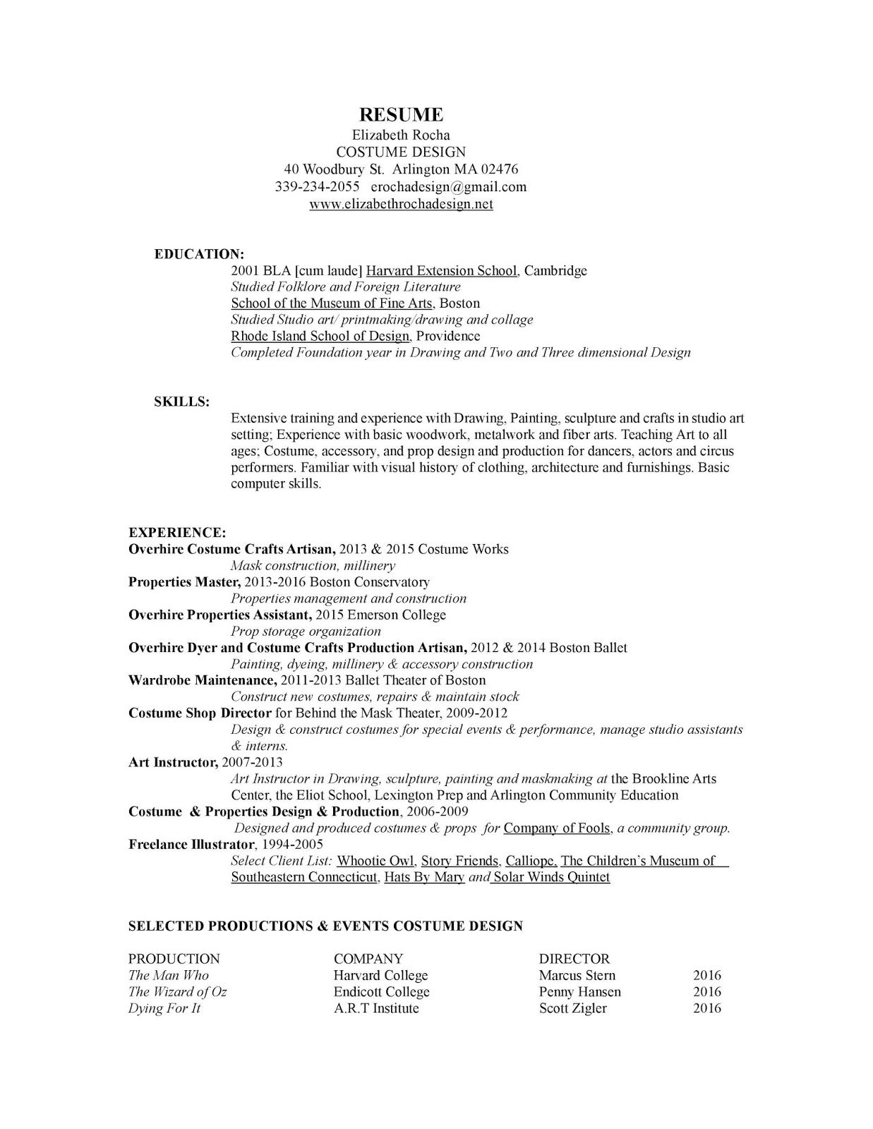 harvard extension school resume resumes and cover letters on resu university google Resume Harvard University Extension School Resume