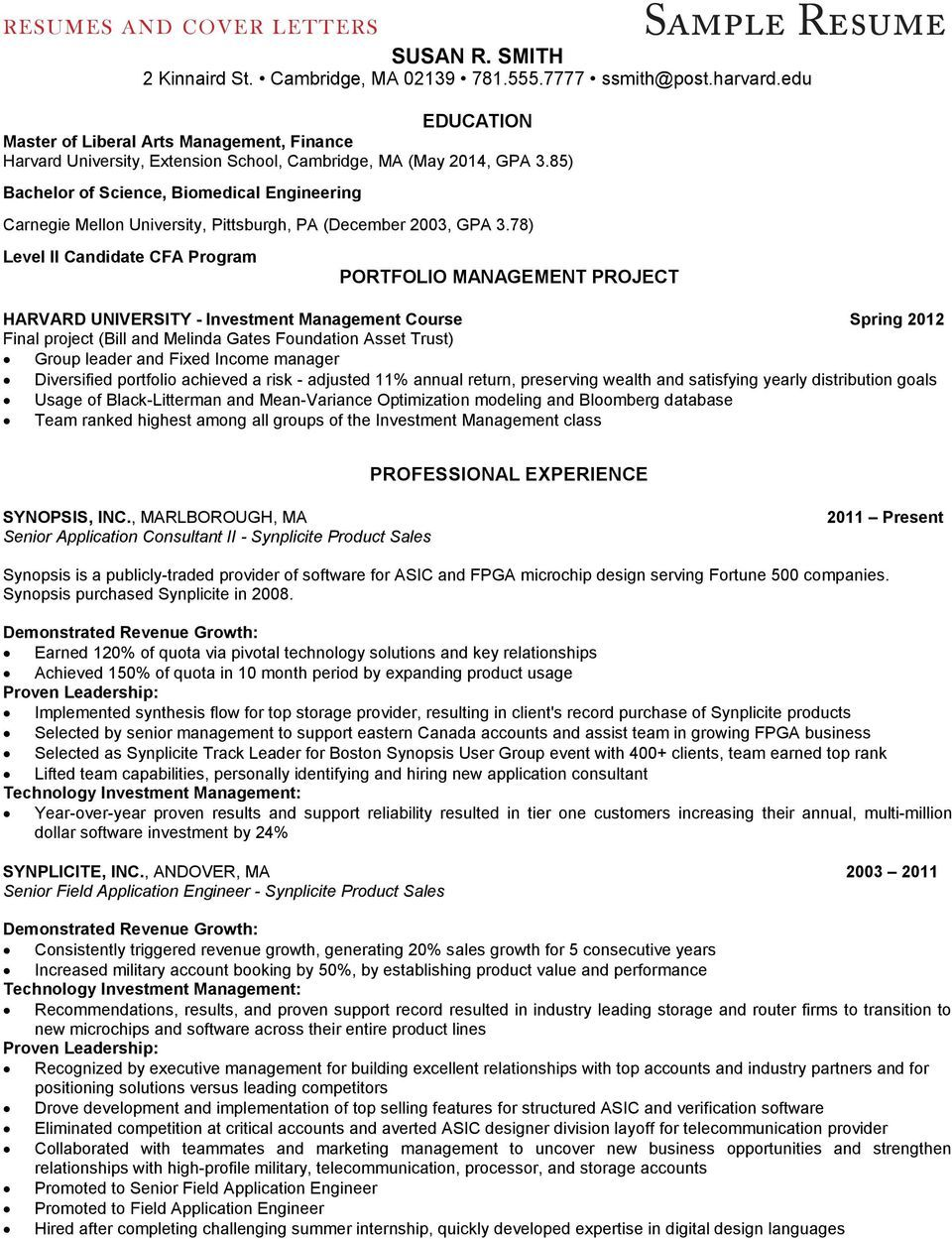 harvard extension school resume resumes and cover letters on resu university nyu creative Resume Harvard University Extension School Resume