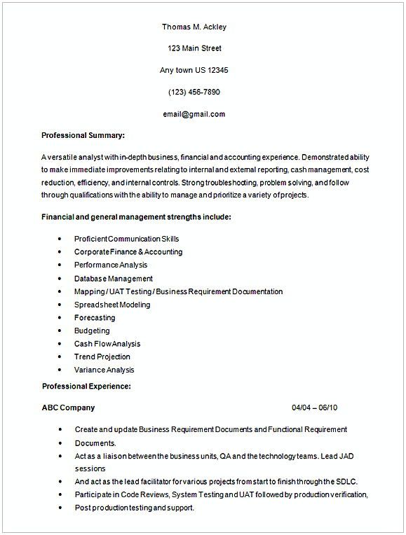 healthcare business analyst resume sample entry level are you fresh systems epsilon Resume Entry Level Business Analyst Resume