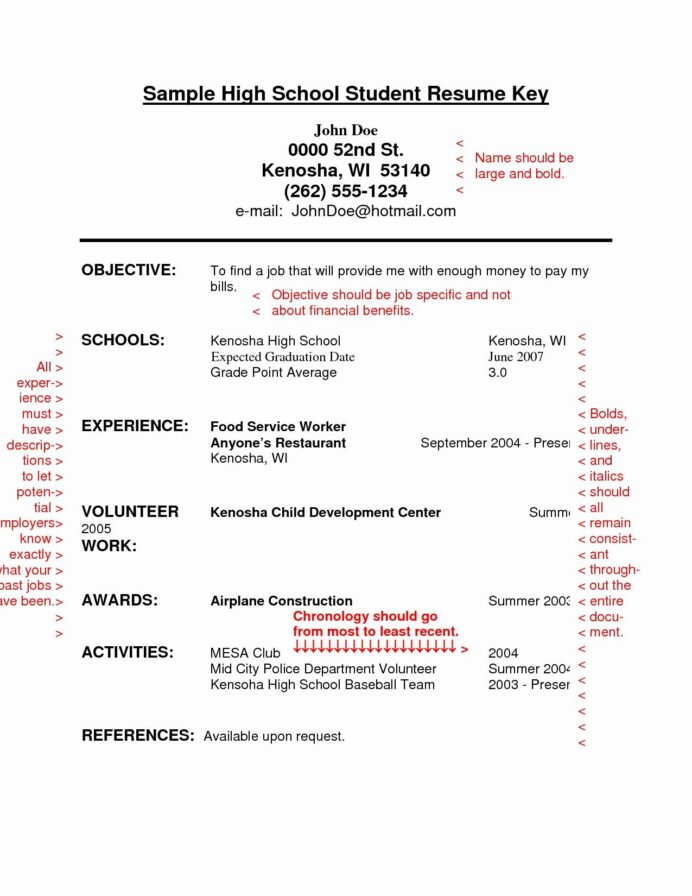 high school teacher resume example resumes livecareer examples full charge bookkeeper Resume Job Resume For High School Student