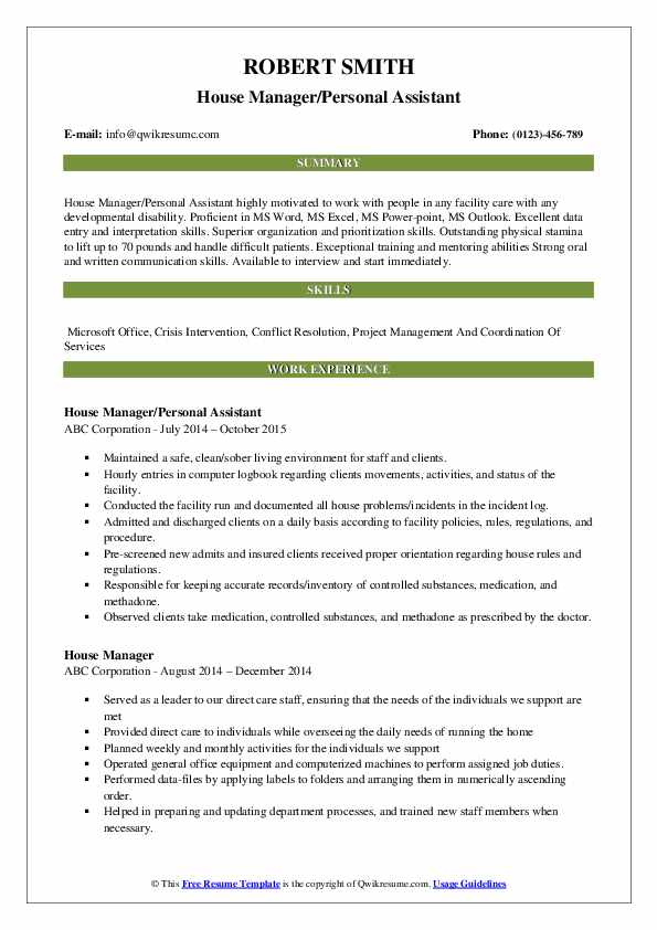 house manager resume samples qwikresume private estate pdf commercial pilot rejection Resume Private Estate Manager Resume