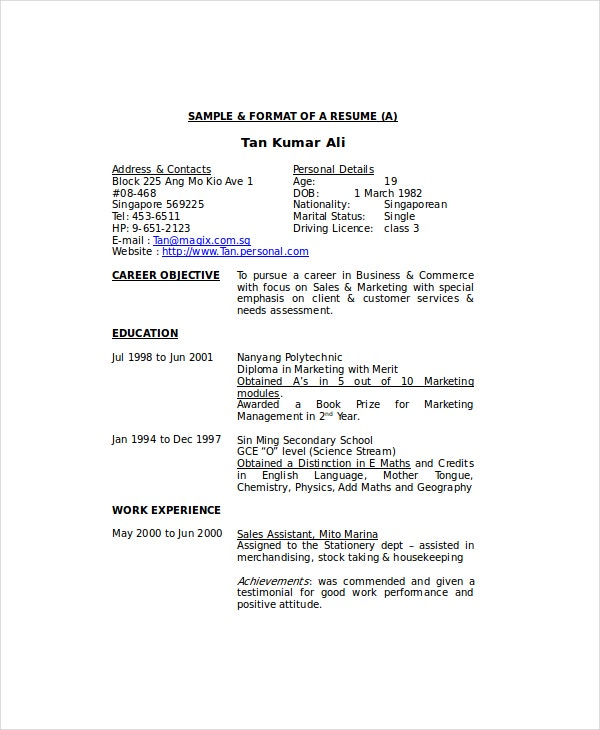 housekeeping resume template free word pdf documents premium templates manager private Resume Housekeeping Manager Resume