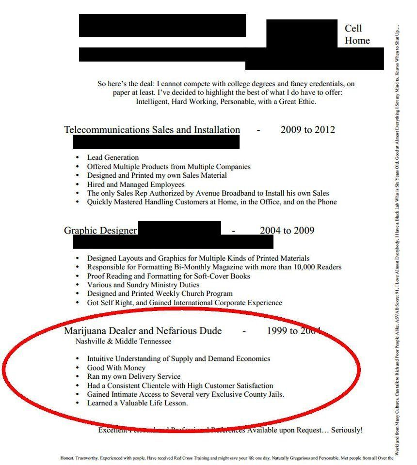 if you didn finish school should still include education on your résumé here huffpost Resume Listing Degrees On Resume