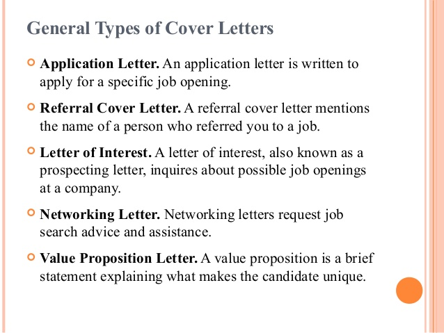 importance of resume and cover letter incredible types letters application are the for Resume Importance Of Cover Letter With Resume