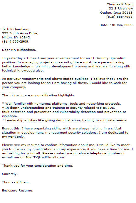 information technology cover letter examples resume now technologies tec for 2nd year Resume Resume Technologies Resume Tec