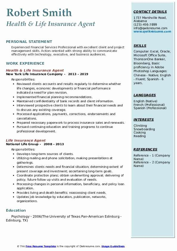 insurance agent resume job description fresh life samples examples collection draft for Resume Collection Agent Job Description Resume