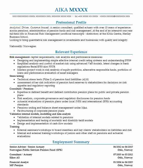 insurance cv examples templates livecareer consultant resume business loan example care Resume Insurance Consultant Resume