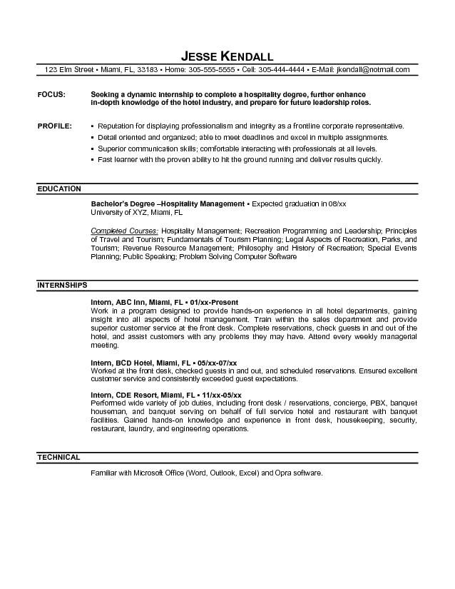 internship on resume best template collection http jobresume website good objective for Resume Best Objective For Resume Internship